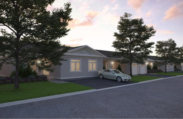 Townhome-Bungalow Phase 2