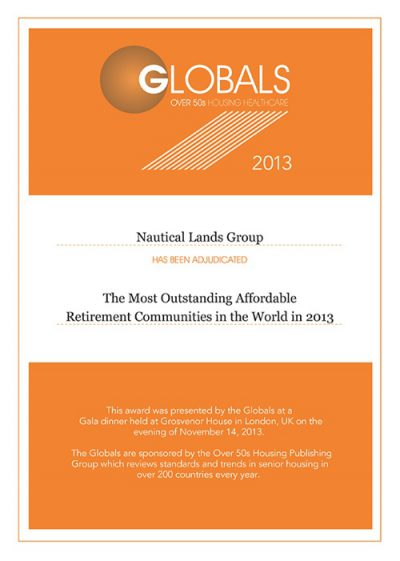 Global Awards 2013