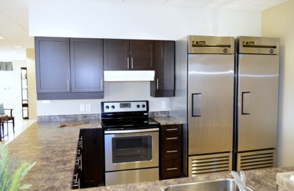 Club House Kitchen Area