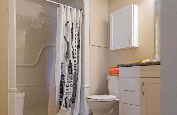 Wellings of Corunna Accessible Bathroom