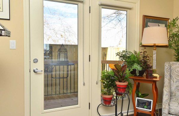 Phase 2 - The Norfolk Two-Bedroom, Patio Doors