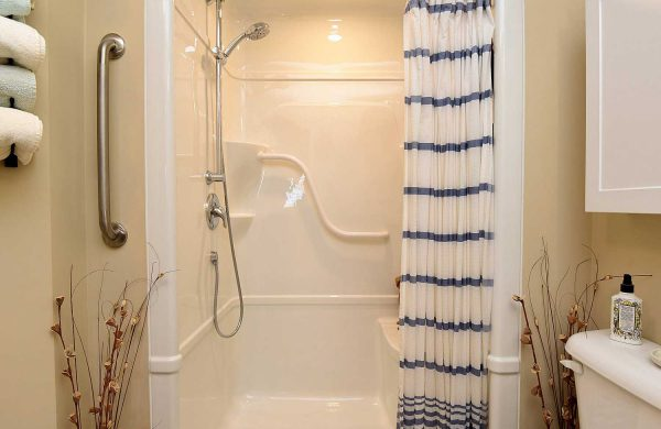 Phase 2 - The Norfolk Two-Bedroom, Shower